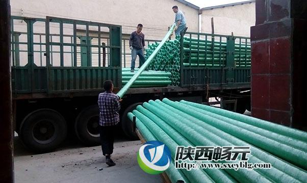玻璃钢管供应商